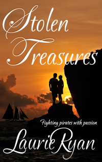 Stolen Treasures, book 1 - Published on Aug, 2015