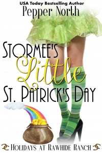 Stormee's Little St. Patrick's Day
