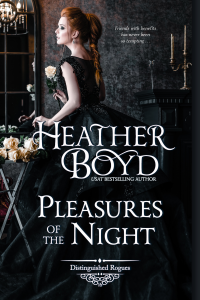 Pleasures of the Night (Distinguished Rogues Book 16) - Published on Jul, 2021