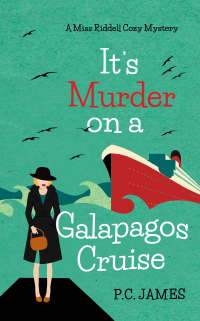 It's Murder, on a Galapagos Cruise