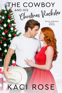 The Cowboy and His Christmas Rockstar - Published on Nov, 2021