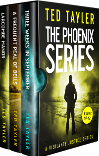 The Phoenix Series Books 10-12 - Published on Apr, 2021