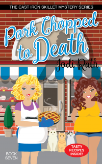 Pork Chopped to Death (The Cast Iron Skillet Mystery Series Book 7)