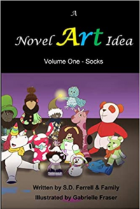 A Novel Art Idea - Vol. 1 Socks - Published on Nov, -0001