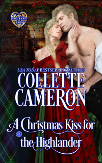 A Christmas Kiss for the Highlander - Published on Apr, 2021