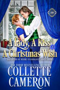 A Lady, a Kiss, A Christmas Wish - Published on Dec, 2020