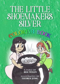The Little Shoemaker's Silver Coloring Book