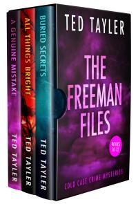 The Freeman Files Series Box Set: Books 10-12 - Published on Aug, 2021