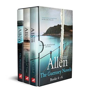 The Guernsey Novels: Books 4-6: The Guernsey Novels Box Set No.2