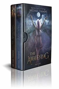 The Awakening: Part One Part Two (The Lycan War Saga Book 1)