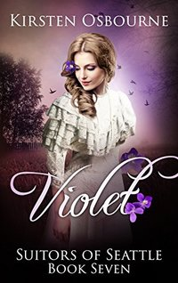 Violet (Suitors of Seattle Book 7) - Published on Oct, 2014