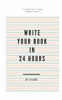 Write Your Book in 24 Hours
