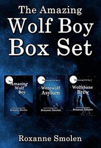 Wolf Boy Box Set (The Amazing Wolf Boy)