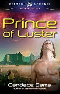 Prince of Luster (Crimson Romance Series)