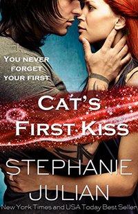 Cat's First Kiss: an Etruscan Magic novella (Forgotten Goddesses Book 0)