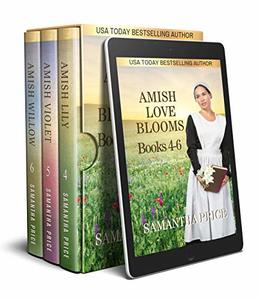 Amish Love Blooms Boxed Set Books 4- 6: Amish Romance