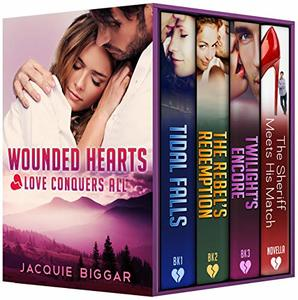 Wounded Hearts: Love Conquers All (A Romantic Suspense Collection) - Published on May, 2016