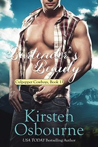 Bartender's Beauty (Culpepper Cowboys Book 11) - Published on Sep, 2016
