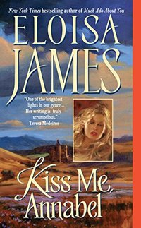Kiss Me, Annabel (Essex Sisters Series Book 2)