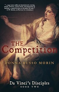 The Competition: Da Vinci's Disciples - Book Two - Published on Apr, 2017