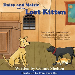Daisy and Maisie and the Lost Kitten: Early reader bedtime stories with values for kids (Adventures of Daisy and Maisie Book 2)