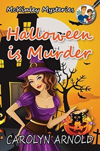 Halloween is Murder (McKinley Mysteries Book 11)