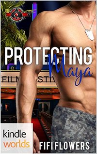 Special Forces: Operation Alpha: Protecting Maya (Kindle Worlds Novella)