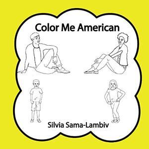 Color Me American (Color Me Series)