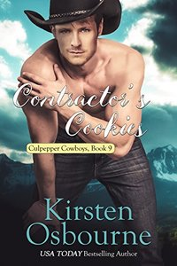 Contractor's Cookies (Culpepper Cowboys Book 9) - Published on Jul, 2016