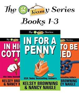 G Team Series Box Set 1: Books 1-3 (G Team Mysteries Book 10)