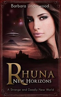 Rhuna: New Horizons (Urban Fantasy Series Book 4)
