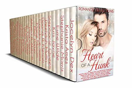Heart of a Hunk: A Limited-Edition Collection of Bad Boy, Billionaire and Hunky Romance Heroes