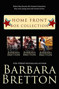 Home Front Trilogy - Three Novels of Love, War, and Family
