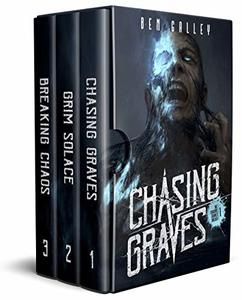 The Chasing Graves Trilogy Box Set: A Complete Dark Fantasy Series