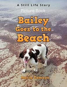 Bailey Goes to the Beach: A Still Life Story