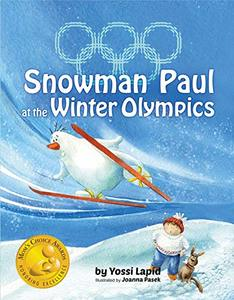 Snowman Paul at the Winter Olympics - Published on Nov, 2016