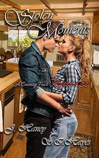 Stolen Moments (A County Fair Romance Book 1)