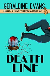 Death Line (Rafferty & Llewellyn Book 3)