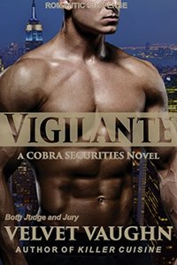 Vigilante (COBRA Securities Series Book 8)