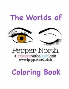 The Worlds of Pepper North Coloring Book
