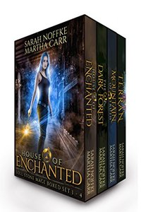 Soul Stone Mage Boxed Set (Books 1-4): The Revelations of Oriceran