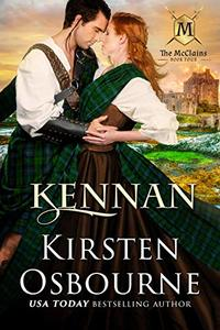 Kennan (McClains Book 4) - Published on Aug, 2018