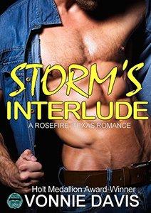 Storm's Interlude: (A Rosefire, Texas Romance)