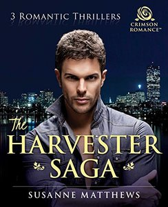 The Harvester Saga: 3 Romantic Thrillers