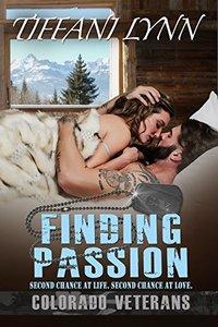 Finding Passion (Colorado Veterans Book 3)
