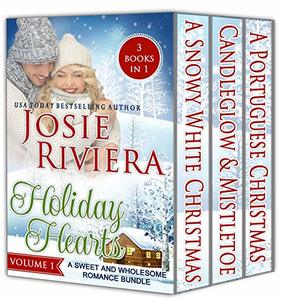 Holiday Hearts: A Sweet and Wholesome Romance Bundle - Published on Jan, 2018