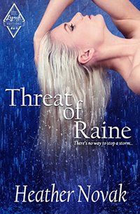Threat of Raine: Book 2 in The Lynch Brothers Series