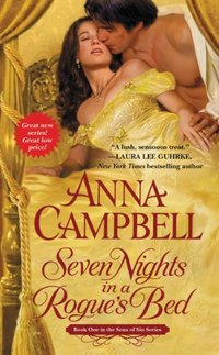 Seven Nights in a Rogue's Bed (Sons of Sin Book 1)