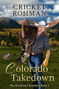 Colorado Takedown (The McAllister Brothers Book 1)