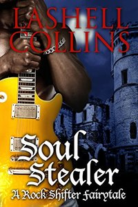 Soul Stealer (Rock Shifter Fairytales Book 1)